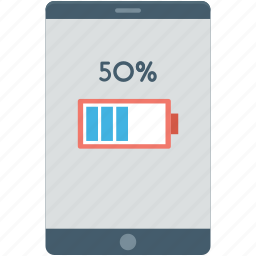 battery, battery status, charging, mobile battery, mobile charging icon