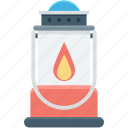 candle lantern, flame lantern, indoor lantern, lantern, light icon
