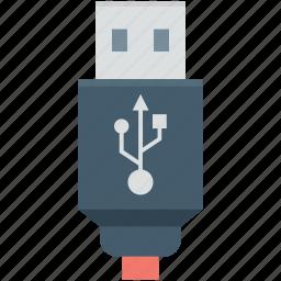 memory stick, pen drive, usb, usb stick icon