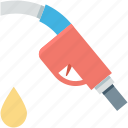 fuel nozzle, fuel pipe, nozzle, pipe, pump nozzle icon