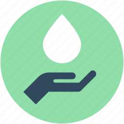 blood donation, drop, droplet, hand gesture, water care icon