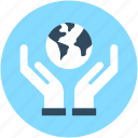 earth, hand gesture, planet, save the earth, save the planet