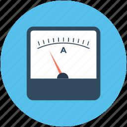 dashboard, milometer, odometer, speedometer, tachometer icon