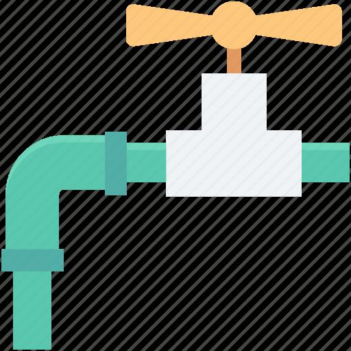 faucet, oil valve, pipe valve, tap, water valve icon
