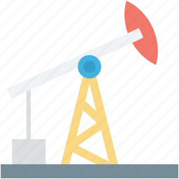 donkey pumper, oil extraction, oil horse, oil pumpjack, pumpjack icon