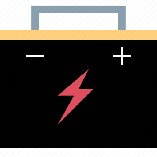 Battery, car, energy, power icon - Download on Iconfinder