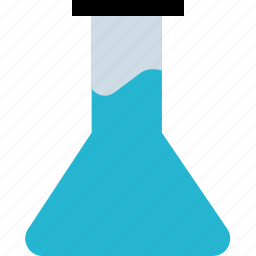 chemistry, lab, power, science icon