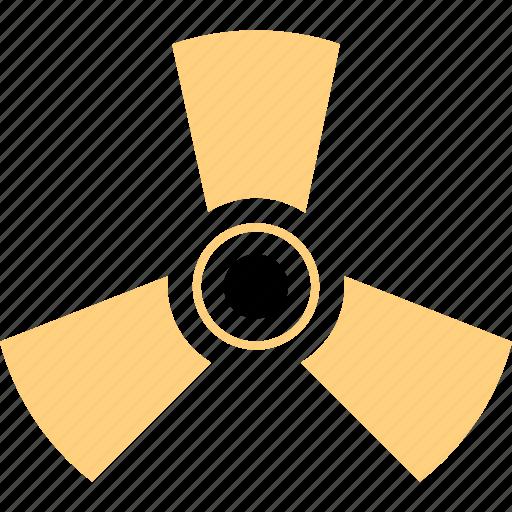 energy, power, toxic, warning icon