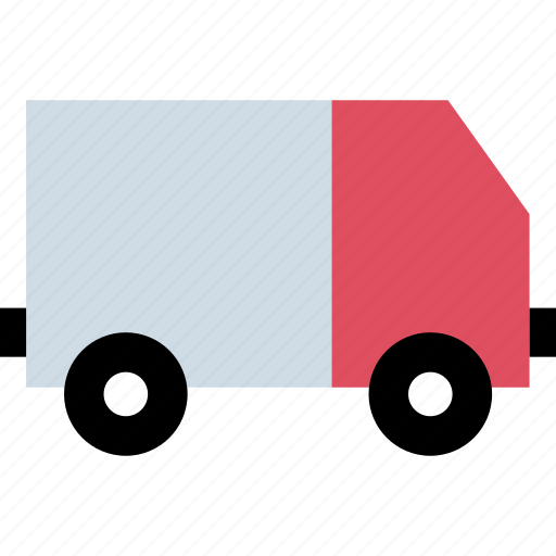 delivery, gas, truck icon