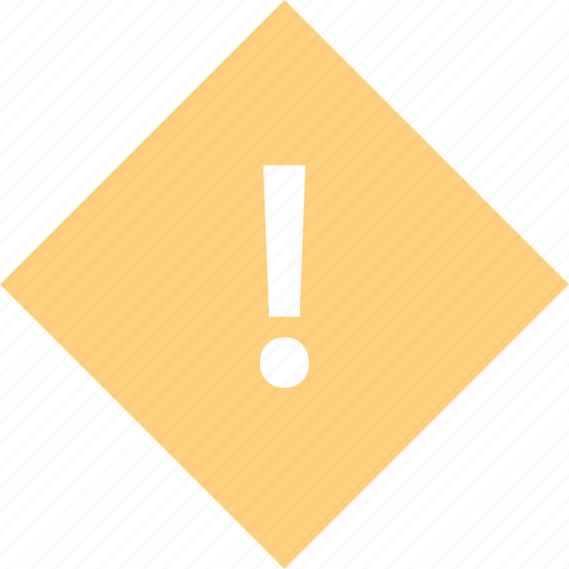 Caution, sign, warning icon - Download on Iconfinder
