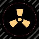 energy, gas, toxic, warning icon