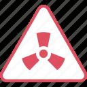 caution, sign, toxic, warning icon