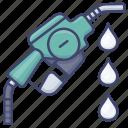 petrol, gun, diesel, fuel icon