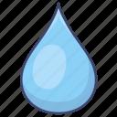 drops, drop, water icon