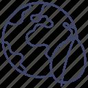 enviroment, globe, ecology, eco