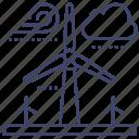 generator, power, energy, wind icon