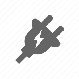 conservation, electricity, energy, industry, lightning, plug, power, supply icon