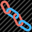 chain, chain rope, links, mechanical power control, metal chain