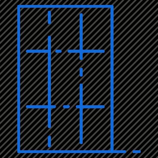 chart, education, graph, measurement icon
