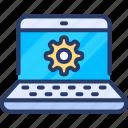 cogwheel, engineering, gear, help, management, online, setting