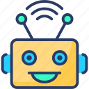 artificial, assistant, automation, chatbot, intelligence, robot, science