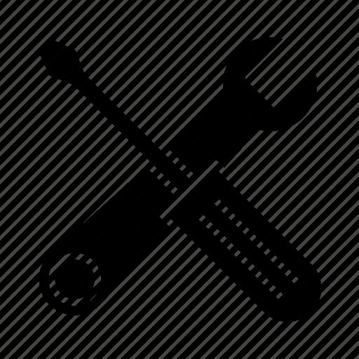edit, engineer, repair, tools icon