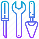 apparatus, equipment, instrument, mechanic, tools icon