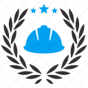 achievement, award, developer, emblem, reward, trophy, victory icon
