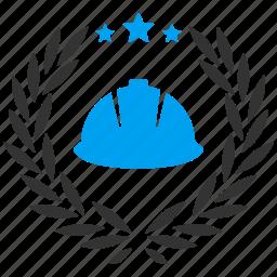 achievement, award, developer, emblem, reward, trophy, victory icon