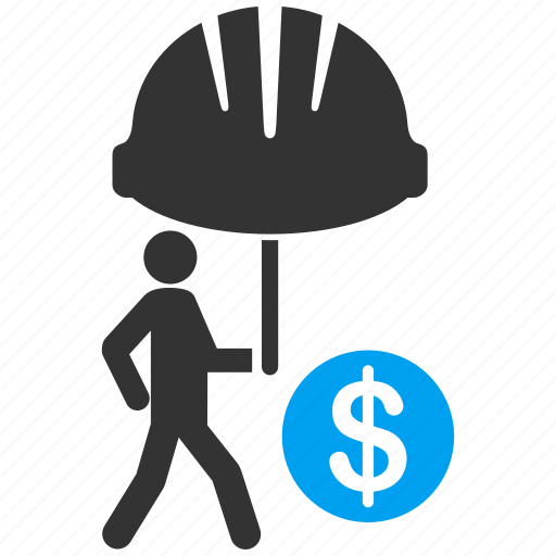 financial, insurance, protection, safety, security, shield, umbrella icon