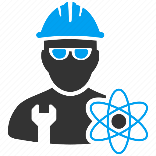 atom, experiment, laboratory, physics, research, science, scientist icon
