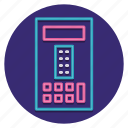 device, ic, tester, tool icon