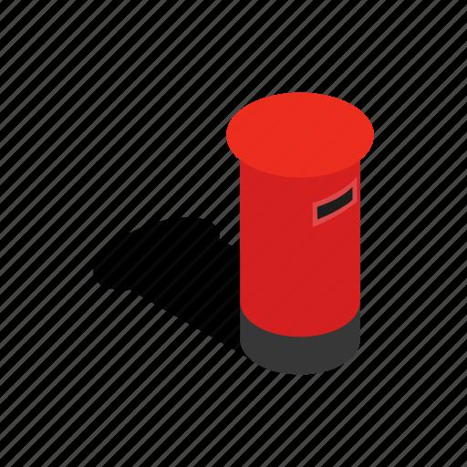 communication, design, english, inbox, isometric, mail, message icon