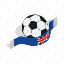 english, football, game, illustration, isometric, play, sport