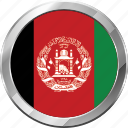 afghanistan, ensign, flag, nation icon