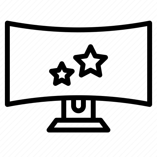 electronics, entertainment, screen, television0a, tv icon