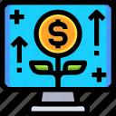 analytics, business, chart, finance, graph, growth, money