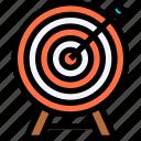 aim, business, cash, finance, goal, money, target