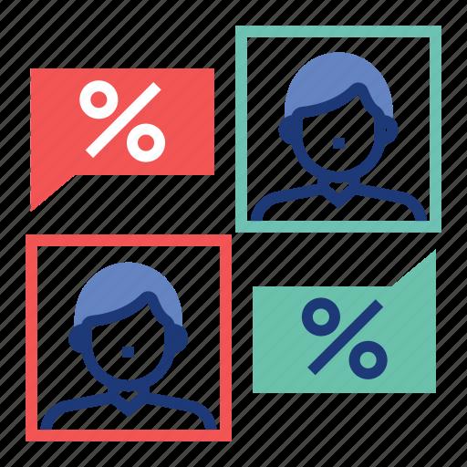 Bargain, communication, conversation, debate, discussion, negotiate, negotiation icon - Download on Iconfinder