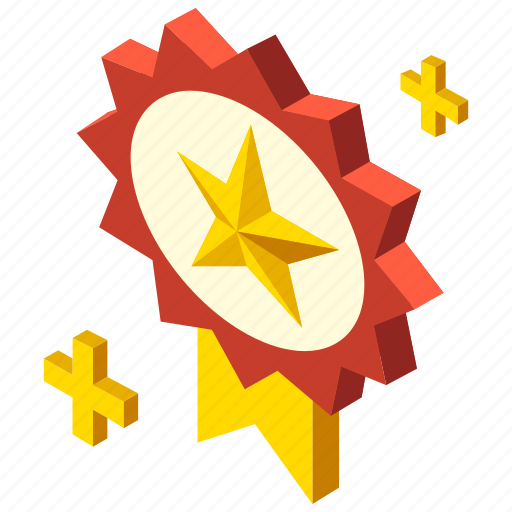 Credibility, credible, customer, feedback, isometric, reliable, satisfaction icon - Download on Iconfinder