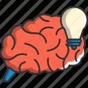 brainstorm, business, entrepreneurship, idea, ui icon