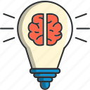 brainstorm, business, entrepreneurship, finance, idea, ui icon