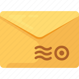 email, envelope, mail, post icon