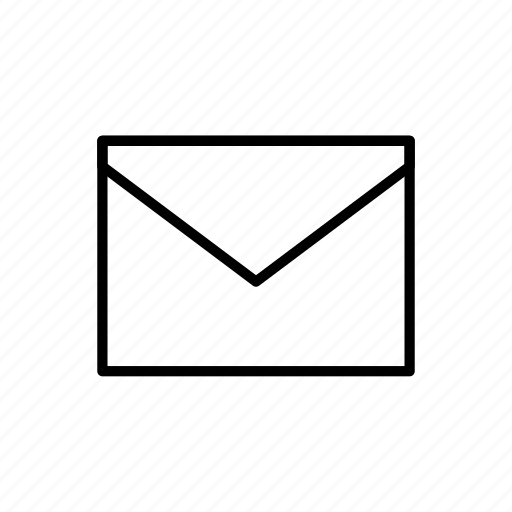 email, envelope, envelopes, letter, mail, message icon