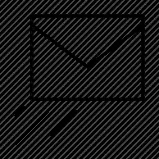 email, envelope, envelopes, fast, letter, mail, message icon