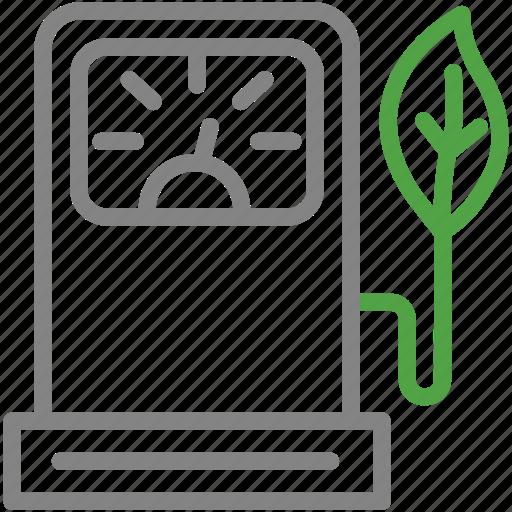 eco, ecology, fuel, guardar, petrol, save icon