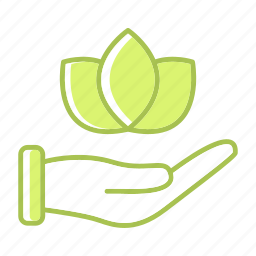 ecology, energy, environment, invest, plant, planting, sprout icon