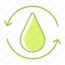 ecology, energy, environment, filtration icon