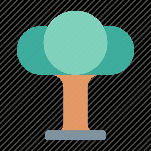 ecology, environment, tree icon