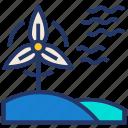 energy, turbine, wind, windmill